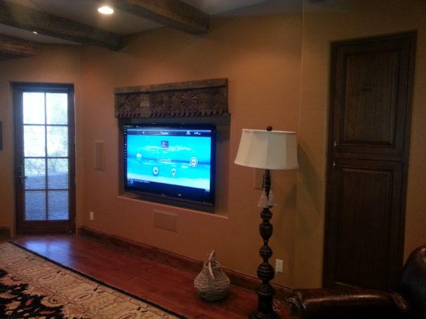 Automated TV Room