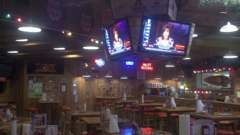 Commercial Resturant Audio Video Distribution