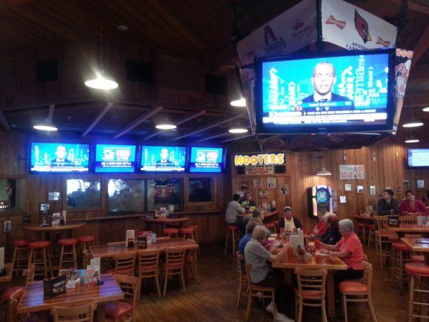 Commercial TV Installation