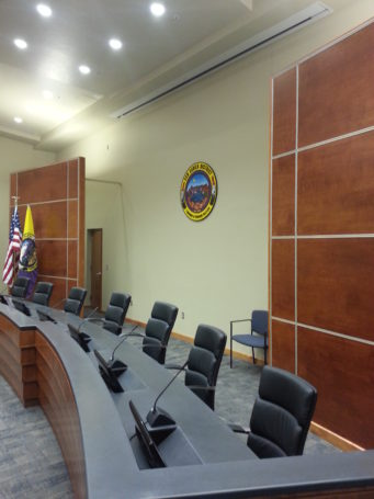 Council Microphone System