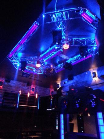 Custom Built Nightclub Trussing