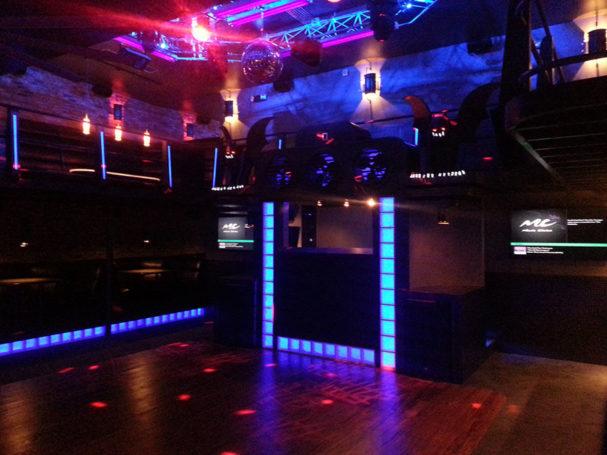 Custom Built Private Nightclub