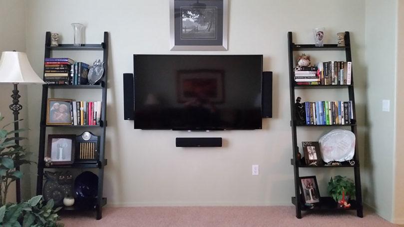 Living Room TV Retrofit Tucson AZ