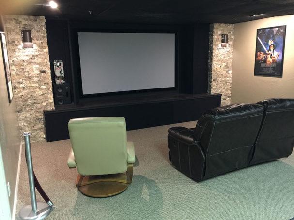 Theater Room Tucson