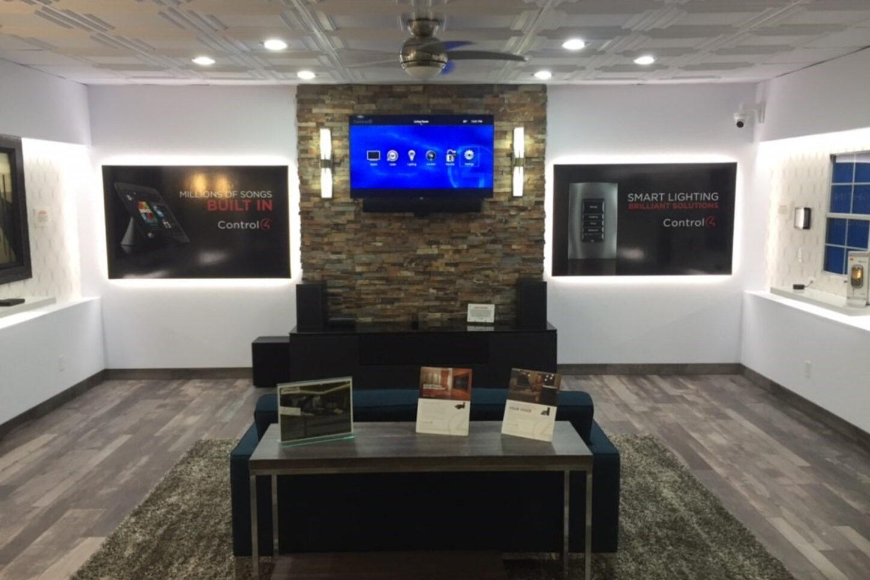 Control4 Certified Showroom Beyond HiFi Seattle